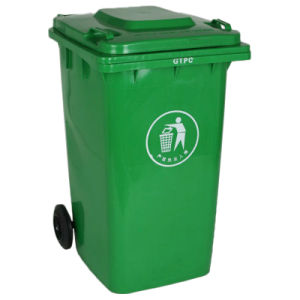 120lt Plastic Waste Bin pictures & photos