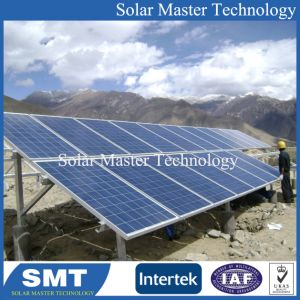 Solar Steel Material Ground Mount Mounting System Racking