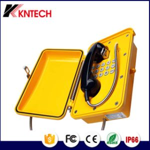 Weatherproof Telephone for Other Marine Supplies Knsp-01 Tunnel Phone pictures & photos