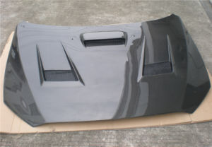Carbon Fiber Hood for Mitsubishi Lancer Ex 2011 pictures & photos