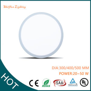 on Sale High Quality 52W Aluminum Recessed Round LED Ceiling Panel Lamp for Indoor with Ce RoHS