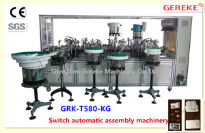 Electronic Element Equipment-Switch Automatic Assembly Machinery pictures & photos