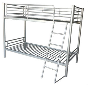 China Manufacture Adult Metal Bunk Bed For Sale China Metal Bunk Bws