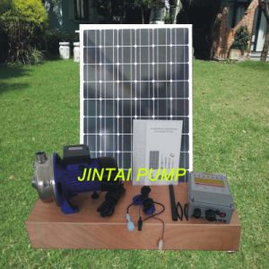Solar DC Water Pump Kits, Solar Powered Swimming Pool Pump, Solar Submersible Pumping System pictures & photos