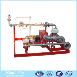 Foam Pump System/Fire Foam Skid for Balance Pressure Proportioning System pictures & photos