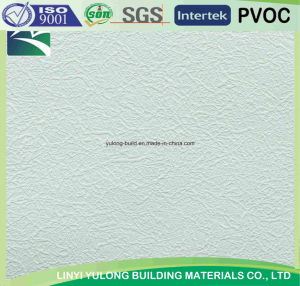 PVC Film Gypsum Ceiling Board pictures & photos
