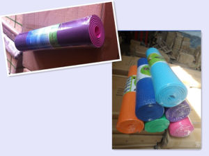Fitness Equipment/Free Weight Commercial Use Yoga Mat pictures & photos