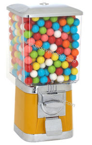 All Metal Square Gumball Vending Machine (TR504) pictures & photos