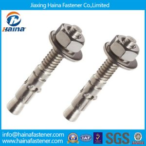 Small Construction Hardware Stainless Steel 304 Wedge Anchor pictures & photos