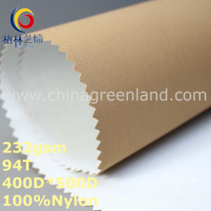 Nylon Taffeta Plain Dull Oxford Fabric for Tent Textile (GLLML285) pictures & photos