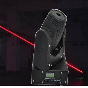200MW Red Fat-Beam DMX Mini Moving-Head Laser Light pictures & photos