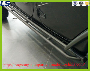 Tenth Anniversary Side Step Bar For Jeep Wrangler Unlimited Four Door