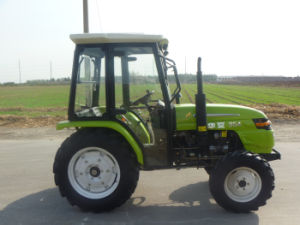 Farm Usage 40HP 4 Wheel Drive Tractor with Cabin Mounted on Equipments pictures & photos