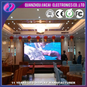 Classy P4 Full Color Indoor HD Video Replacement LED Big Screen pictures & photos