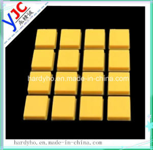 Silicone Rubber Keypad with Translucent Base