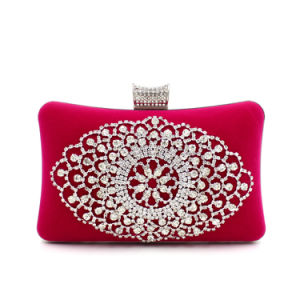 High Quality Designer Women Fashion Bag Lady Box Clutch Bag pictures & photos