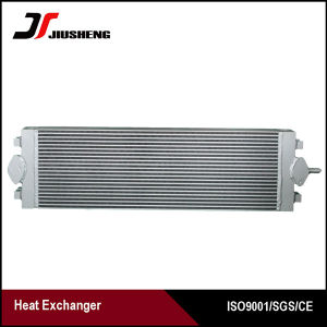 Aluminum Plate and Bar Transmission Oil Cooler for Caterpillar E306
