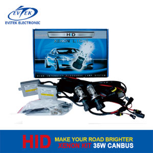 No Flickering Canbus HID Xenon Kit for High Class Cars 35W AC pictures & photos