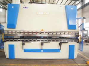 CNC Metal Plate Bending Machine with Da52s Controller pictures & photos