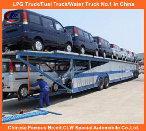 Heavy Duty Car Carrier Trailer pictures & photos