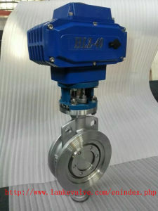 Butterfly Valve (wafer type) (D71X-150LB)