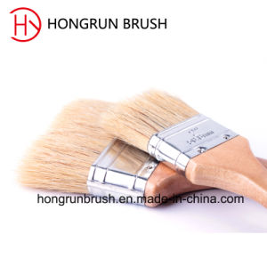 Wooden Handle Paint Brush (HYW0384) pictures & photos