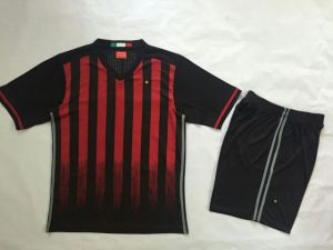 2016-2017season a Milan Home Soccer Kits pictures & photos