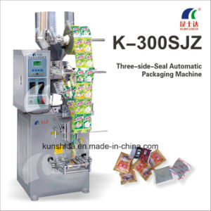 Three Sides Sealing Automatic Packing Machine with Friction Disk pictures & photos