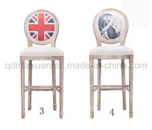 Bar Stool Solid Wooden Stool Modern Stool Dining Chairs (M-X2527) pictures & photos