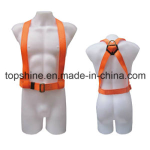 Full Body Protective Construction Living Belt High Operations Safety Belt pictures & photos