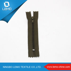 Wholesale Zipper Long Chain Nylon Zipper with Fresh Color pictures & photos