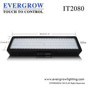 china evergrow it2080 48 inch aquarium led lights fit for 72 inch