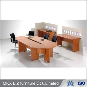 China Modular Office Furniture Melamine