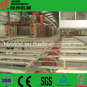 Low Price and High Quality Level Gypsum Board Making Machine pictures & photos