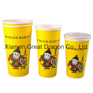 to Go Paper Cups for Hot or Cold Drinking (PC022)