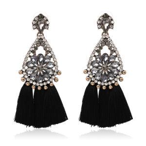 Fashion Jewelry Earrings Tel Costume Rhinestone