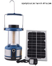 Solar Energy Saving Camping Lanterns (Szyl-Scl-08) pictures & photos