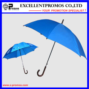 Most Popular Customized Brand Cheap Polyester Umbrella (EP-U9109) pictures & photos