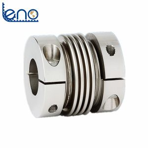 High Torque Metal Bellows Encoder Coupling