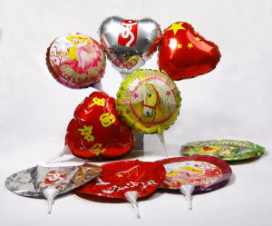 Metalized Pet Film for Decoration Balloon