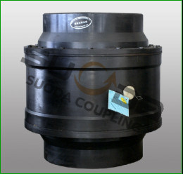 Giicl Gear Coupling with Brake Wheel High Transmission Efficiency Good Quality Professional Coupling Manufacturer Suoda Gdu Type pictures & photos