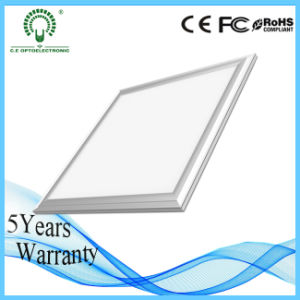600*600mm 40W Square LED Panel Lamp for Interior Lighting