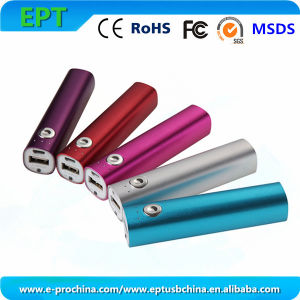 Portable Colorful LED Power Bank Battery Charger for Mobile Phone (EP0162) pictures & photos