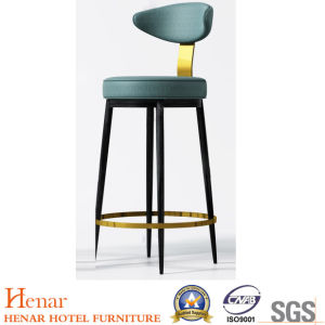 Stupendous Wholesale Durable Gold Stainless Steel Bar Stool With Wooden Feet Machost Co Dining Chair Design Ideas Machostcouk