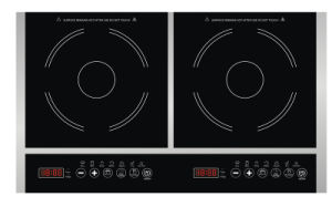 CB/CE Approval 3600W Double Burns Induction Cooktop pictures & photos