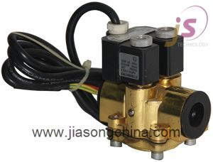 Casting Two-Flow Control Solenoid Valve pictures & photos