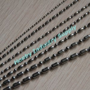 Versatile Metal Bar Ball Chain
