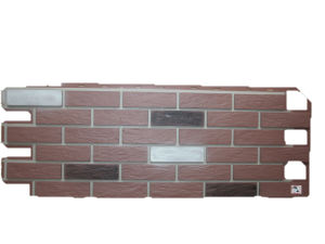 Faux Brick Exterior Wall Panel, PP Wall Panel (4) (VD100401)