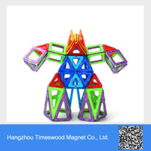 Promotion Gift Magnetic Construction Toy Magnetic Tiles Building Blocks pictures & photos