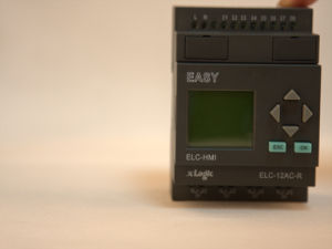 Programmable Logic Controller for Intelligent Control (ELC-12AC-R-HMI) pictures & photos